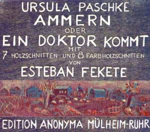 """Wv 508 """"Ammern oder Ein Doktor kommt"""" (Titelblatt)"""