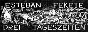 """Wv 774 """"Drei Tageszeiten"""" (Titelblatt)"""