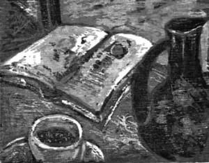 "Wv 701 Ausschnitt aus ""Sonnenfinsternis 1999"""