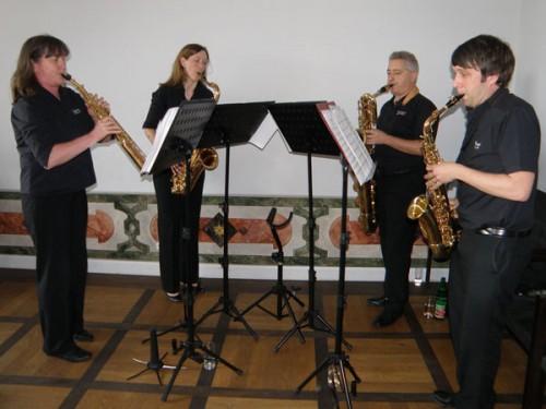 Quartett Saxophonia