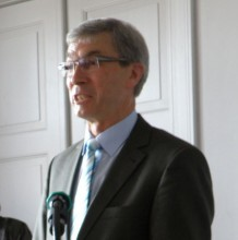 Dr. Werner Thomas Bürgermeister