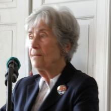 Ursula Paschke  Beitrat Fekete Stiftung